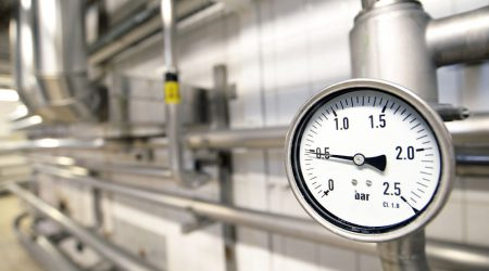 pneumatische gauge