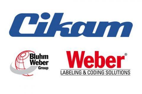 Weber Marking Systems B.V. neemt de Labeling en Coding activiteiten van Cikam B.V. over