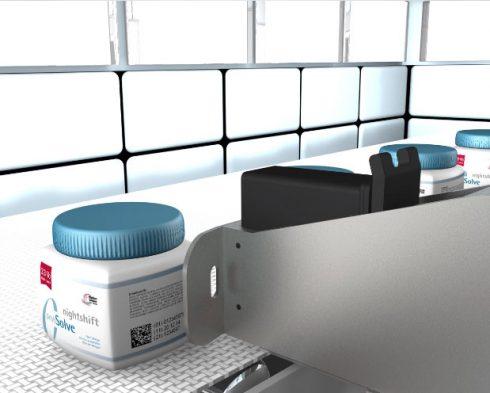 Directe markering met industriële inkjetprinters