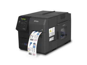 full colour label - Etikettendrucker Epson C7500G