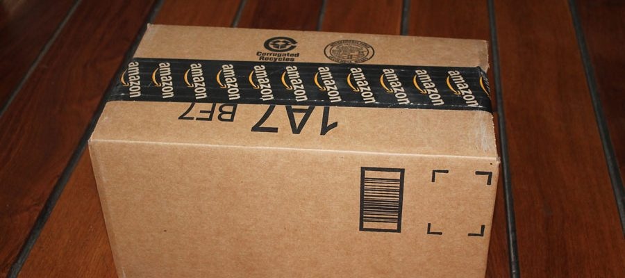 Amazon inpakken serialisatie | Weber Marking