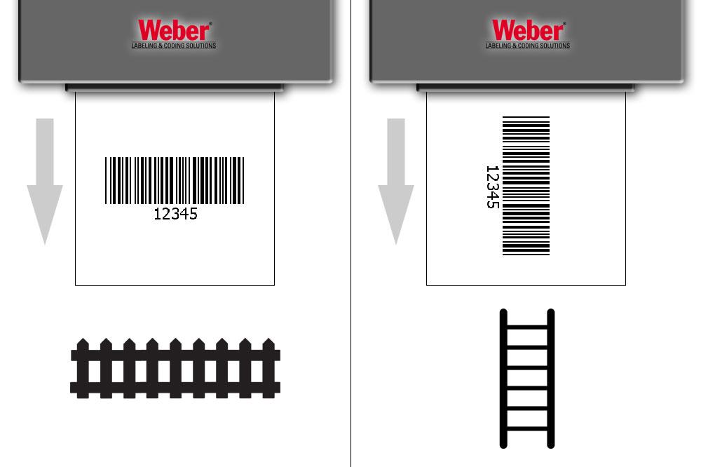 barcode hekje ladder