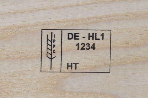 Inkjet-markering op hout
