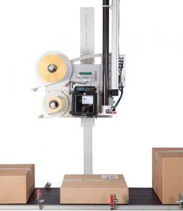 The label printer and applicator Legi-Air 6000