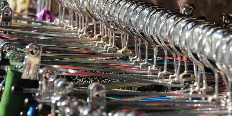 Mode op hangers
