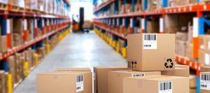 e-commerce logistiek magazijn