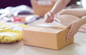 e-commerce logistiek manueel